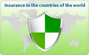 Insurance in the countries of the world
